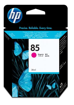 Fotos HP No85 Ink Cartridge/28ml Magenta