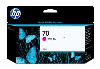 Fotos HP No 70 Ink Cart/130 ml Magenta w/viver