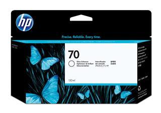 Fotos HP 70 130 ML GLOSS ENHANCER INK FOR DESIGNJET Z2100  Z31