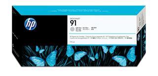 Fotos HP 91 Light Grey Ink Cart/Vivera Ink