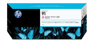 Fotos HP 91 Light Magenta Ink Cart/Vivera Ink