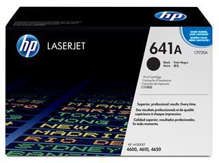 Fotos HP Toner/black 9000sh f LaserJet 4600