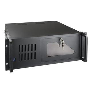 Caja Rack Tooq Rack- 406N- Usb3 4U 19´´ Atx