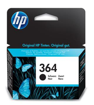 Fotos HP 364 Black  Ink Cart/Vivera Ink