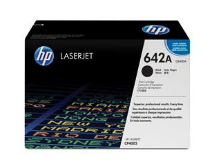 Fotos HP Toner/black 7500sh f CLJ CP4005