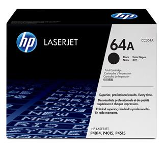 Fotos HP Toner/Print Cartridge Black w. SPT