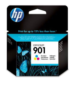 Fotos HP Ink Cart 901/TRI Officejet