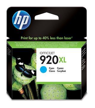 Fotos HP 920XL Cyan Officejet Ink Cartridges