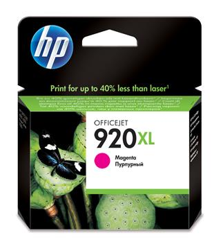 Fotos HP 920XL Magenta Officejet Ink Cartr.
