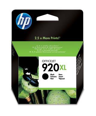 Fotos HP 920XL Black Officejet Ink Cart