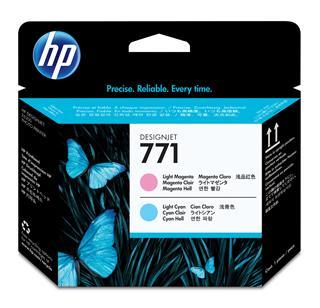 Fotos HP INC HP No 771 Lght Mag/Lght Cyan Print Head