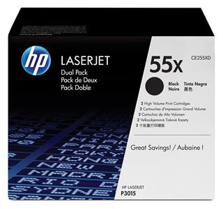 Fotos HP Toner/Dual Black Cartridge f P3015