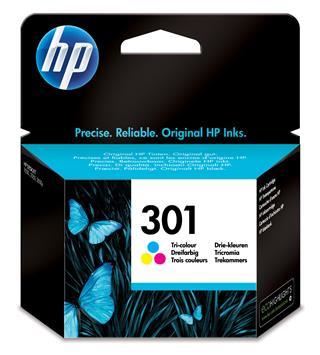 Fotos Blister/HP 301 Tri-color Ink Cartridge