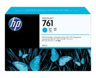 Fotos HP No 761 Ink Cart/Cyan 400ml