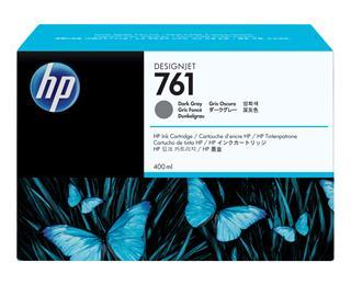 Fotos HP No 761 Ink Cart/Dark Grey 400ml
