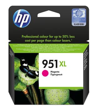 Fotos HP 951XL Magenta Officejet Ink Cartridge