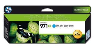 Fotos HP 971XL Cyan Ink Cartridge