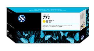 Fotos HP 772 300-ml Yellow Ink Cartridge