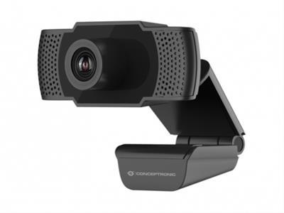 Fotos Conceptronic AMDIS01B 1080p Full HD Webcam