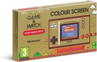 Consola Nintendo Game & Watch: . . .