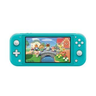 Consola Nintendo Switch Lite Turquesa Bundle2