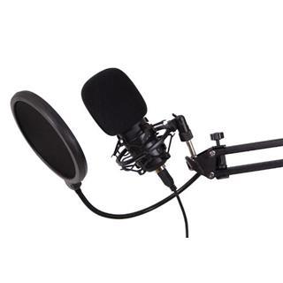Coolbox Microfono Condensador Podcast