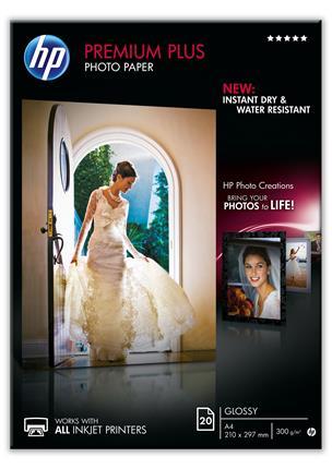Fotos HP Premium Plus Glossy Photo Paper