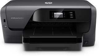 Impresora Hp Officejet Pro 8210 Wifi Negro
