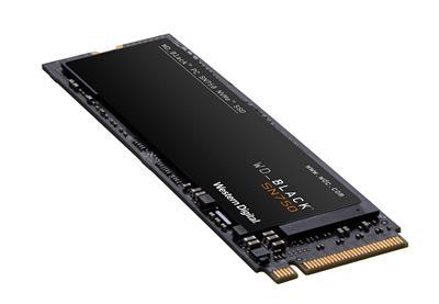 Disco Ssd Wd Black Sn750 Nvme 1Tb M. 2 Pci Express . . .
