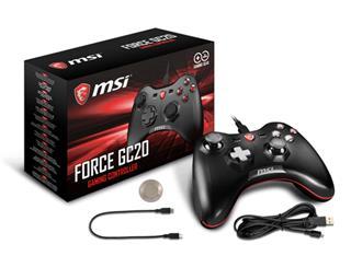 Gamepad Msi Force Gc20