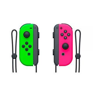 Gamepad Nintendo Switch Joy- Con Verde/ Rosa
