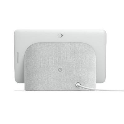 Fotos Google Nest HUB Altavoz Inteligente y Asistente con pantalla tiza