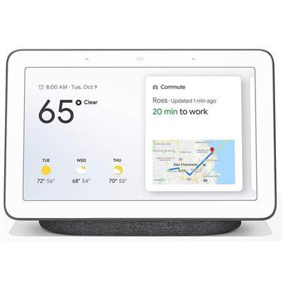Google Nest Hub Carbón Altavoz . . .