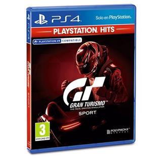 Gran Turismo Sport Ps Hits Ps4