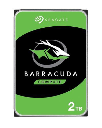 Hd 3. 5´´ Seagate Barracuda 2Tb Sata 3 64M 7200 . . .