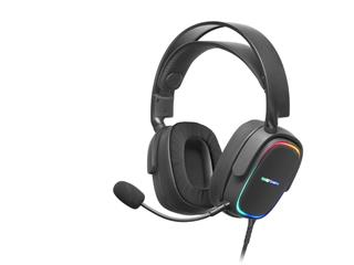 Auriculares Mars Gaming Mhax Gaming Con Cable Con . . .