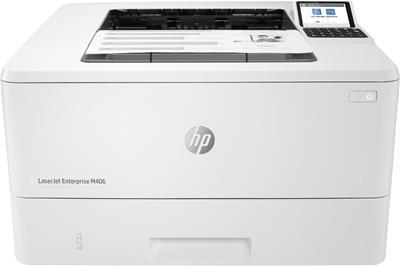 Impresora Hp Laserjet Enterprise M406dn Láser . . .