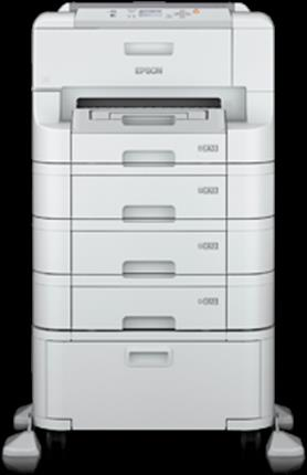 Impresora Epson Workforce Pro Wf- 8090D3twc A3+
