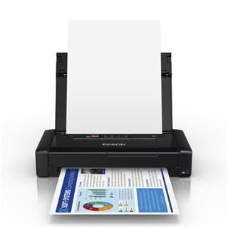 Impresora Epson Workforce Wf- 110W Tinta Color Wifi