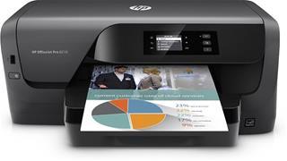 Impresora Hp Officejet Pro 8210 Tinta Color Wifi . . .