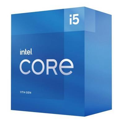 Procesador Intel Core I5- 11600K 3. 9Ghz 1200