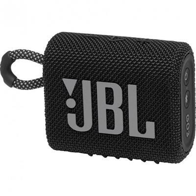 Jbl Go 3 Altavoz Portátil Bluetooth Negro