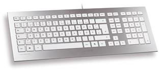 Fotos Cherry Keyboard STRAIT USB White