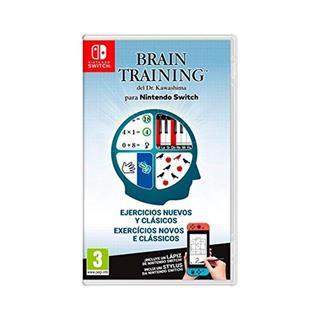 Juego Nintendo Switch Brain Training Dr. Kawashima