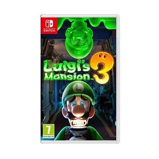 Juego Nintendo Switch Luigi S Mansion 3