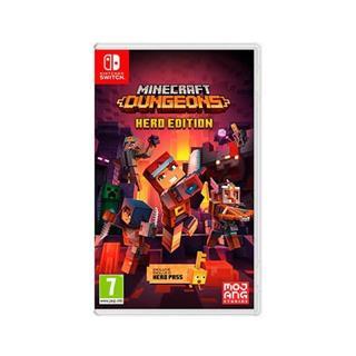 Juego Nintendo Switch Minecraft Dungeons
