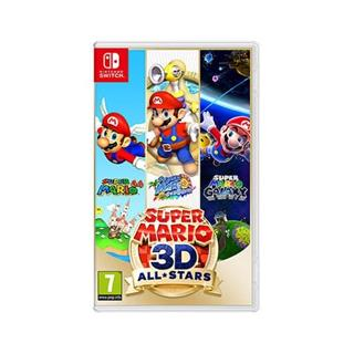 Fotos Juego NINTENDO SWITCH SUPER MARIO 3D ALL STAR