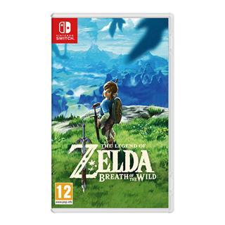 Juego Nintendo Switch The Legend Of Zelda