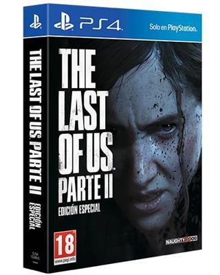 Juego Sony  Videojuego Para Ps4  The Last Of Us . . .