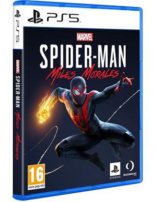 Marvel´S Spider- Man Miles Morales Ps5